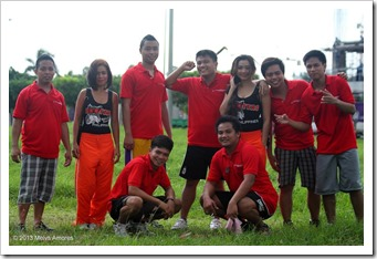 Alumni Warriors, Anscor Swires & Don Bosco Rugby training at Bayshore Ave. Pasay City 270713 courtesy of Melvs Amores 05