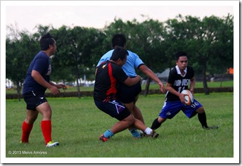 Alumni Warriors, Anscor Swires & Don Bosco Rugby training at Bayshore Ave. Pasay City 270713 courtesy of Melvs Amores 128