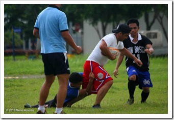 Alumni Warriors, Anscor Swires & Don Bosco Rugby training at Bayshore Ave. Pasay City 270713 courtesy of Melvs Amores 36