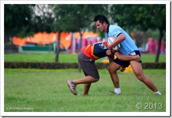 Alumni Warriors, Anscor Swires & Don Bosco Rugby training at Bayshore Ave. Pasay City 270713 courtesy of Melvs Amores 74