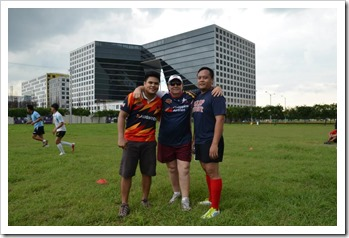 William Rodriguez Leysa Rugby training Bayshore Ave Pasay City 270713 15 (1)