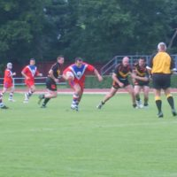 RLIS TV – Czech Republic vs. Germany 2009 – European Shield Highlights