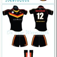 News from the Pacific Islands and Germany has a New Strip.