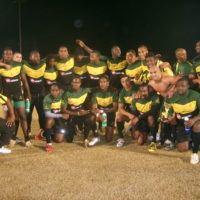 Jamaica Make History in Jacksonville
